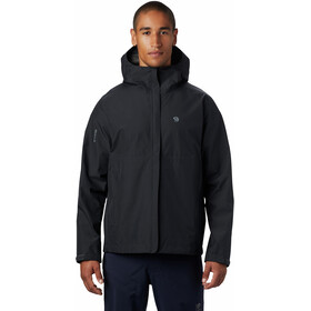 Mountain Hardwear Exposure/2 Gore-Tex Paclite Jas Heren, dark storm